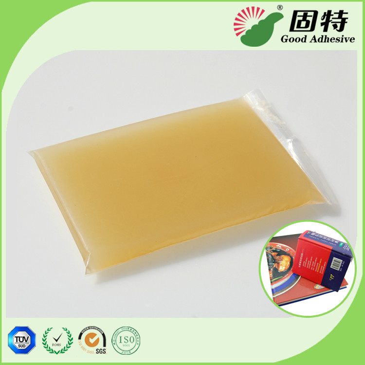 Gelatin resin Amber color Block solid Strongest Wood Solid Animal Jelly Glue Light Amber Color High Solid Content