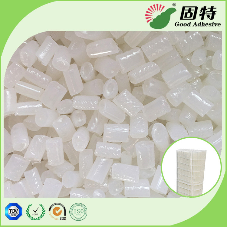 Air Filtereva EVA Hot Melt Glue Adhesive Pellets / Fabric Hot Glue